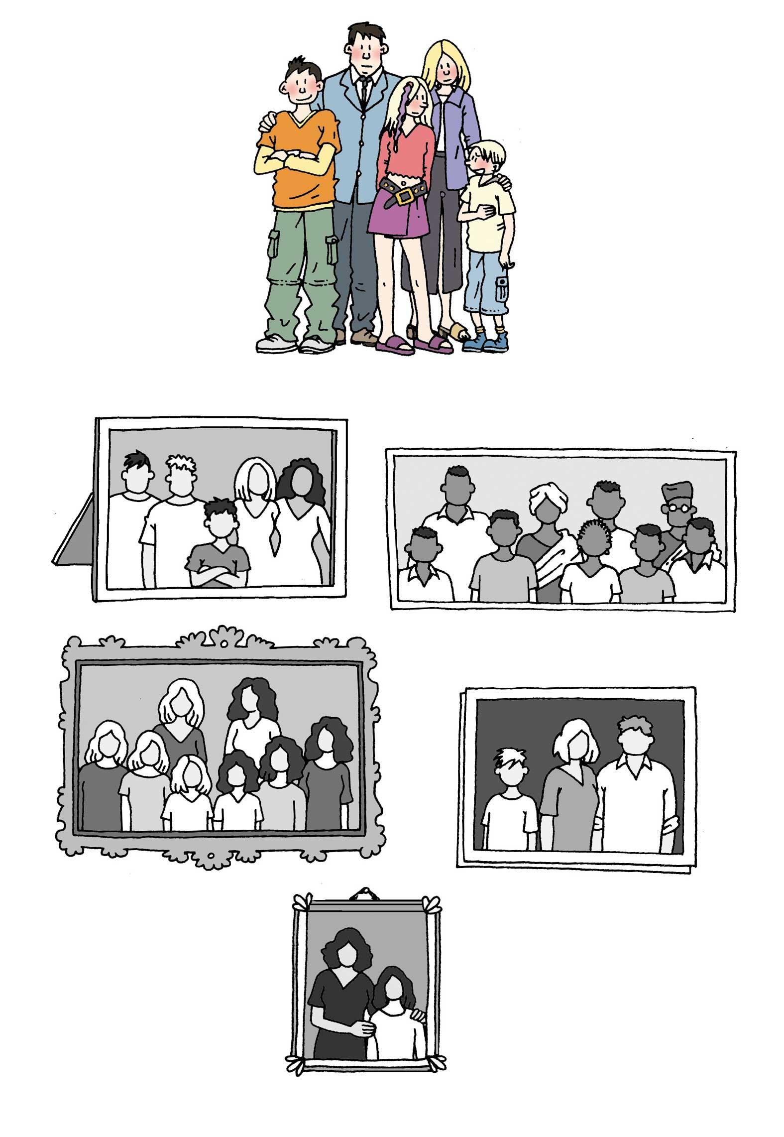 verschillende-soorten-gezinnen