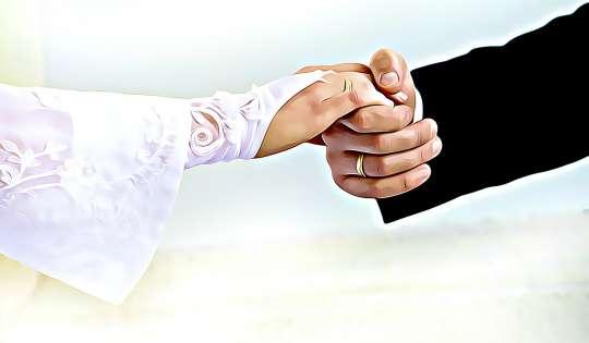 Mijn stiefdochter trouwt… en  wat is mijn positie